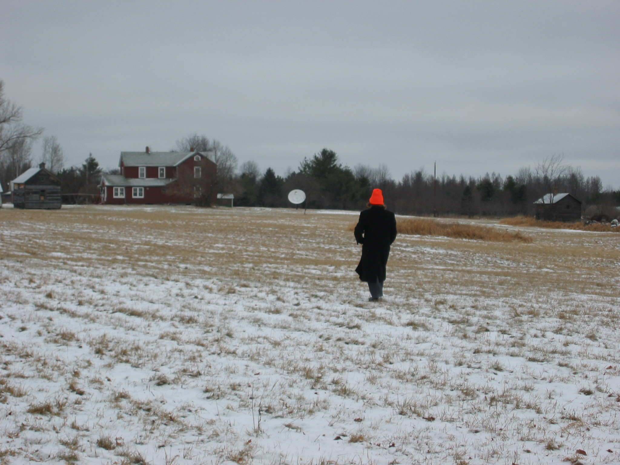 December 2002, Farmhouse