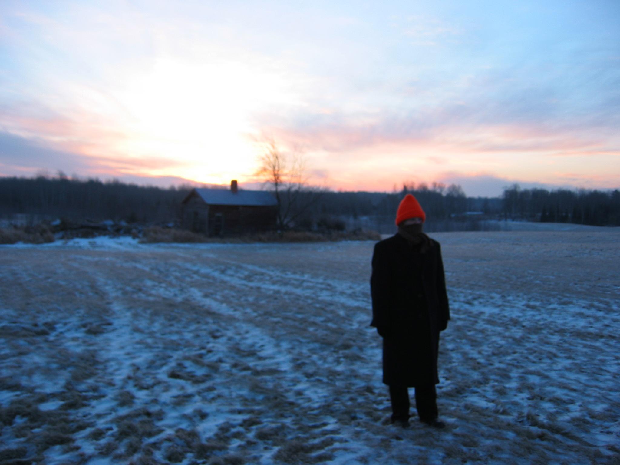 December 2002, Sauna